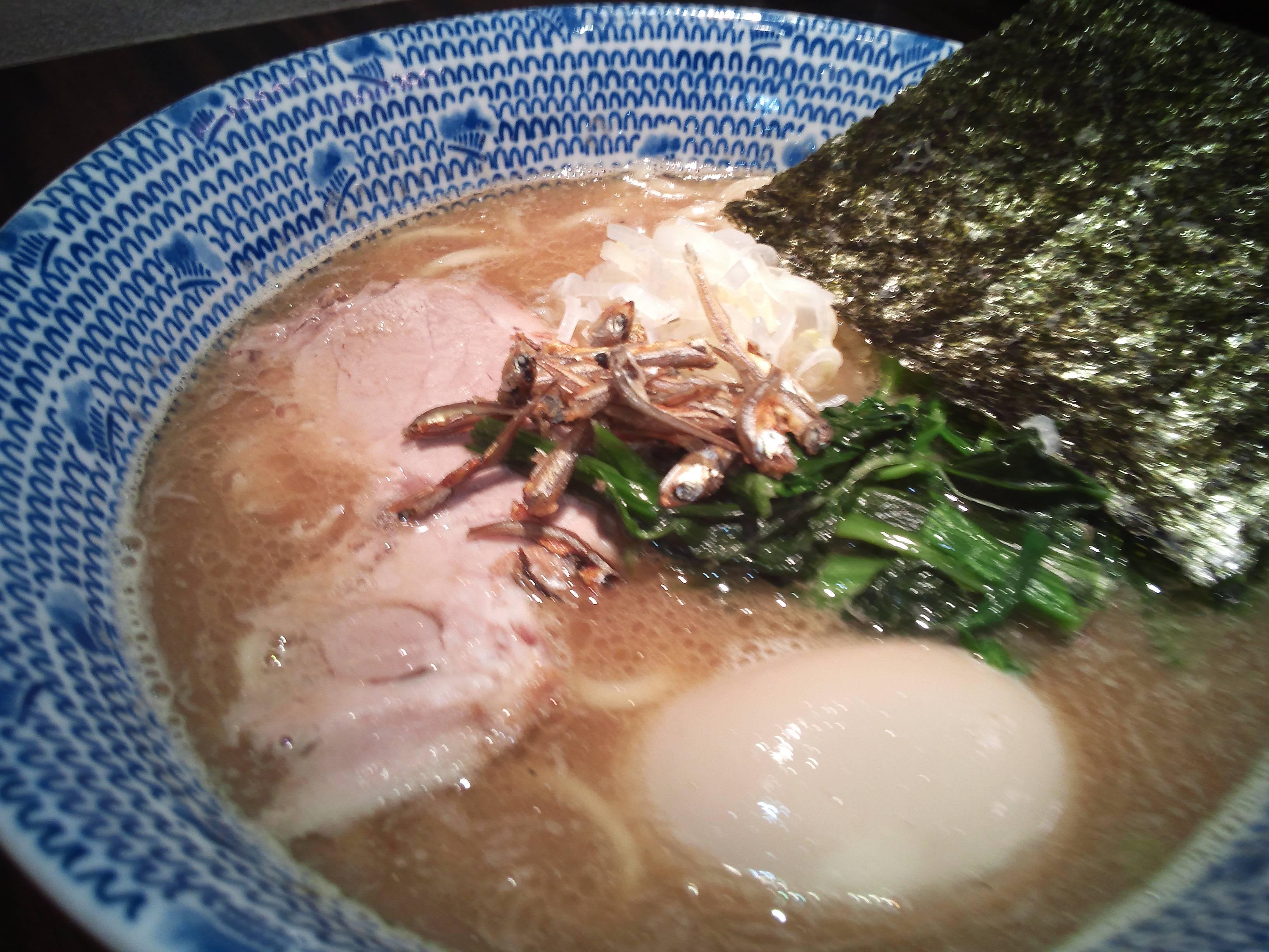 東京煮干屋本店
