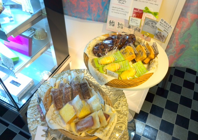 中野ケーキ ソワメーム