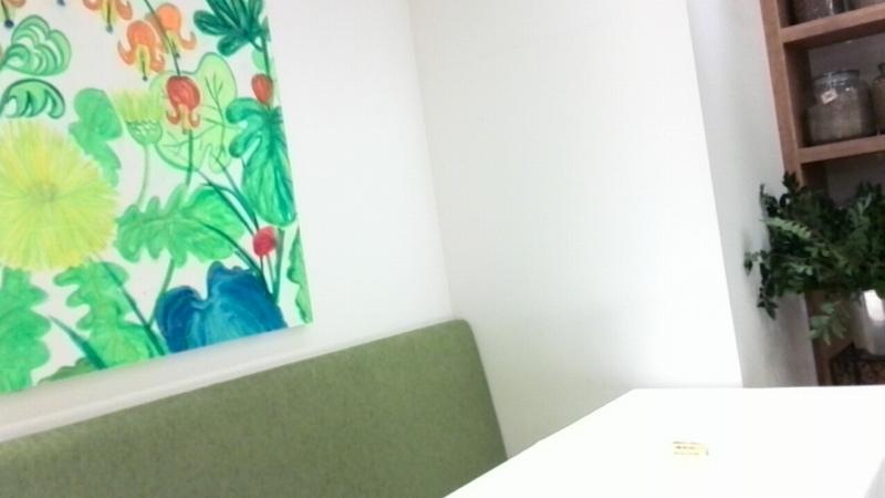 銀座カフェビストロ 森のテーブル