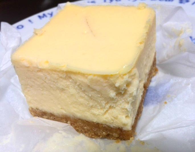 ガーデンハウス クラフツ チーズケーキ