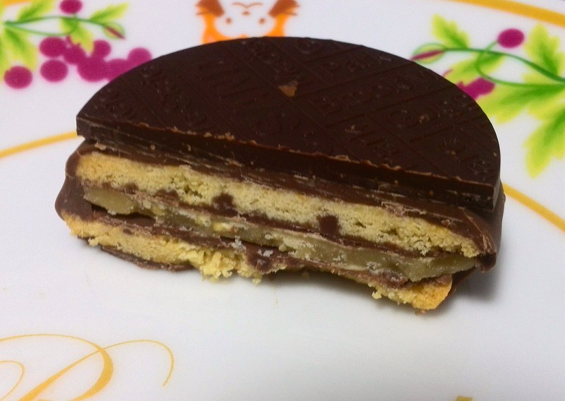 N.Y.リッチスカッチサンド&Wチョコレート